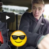 Taylor Baxter Goes Stunt Driving – You Have to See This Video!