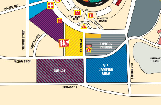 Map Of Texas Motor Speedway.Formula Car Experience May 4th Afternoon Texas Motor Speedway